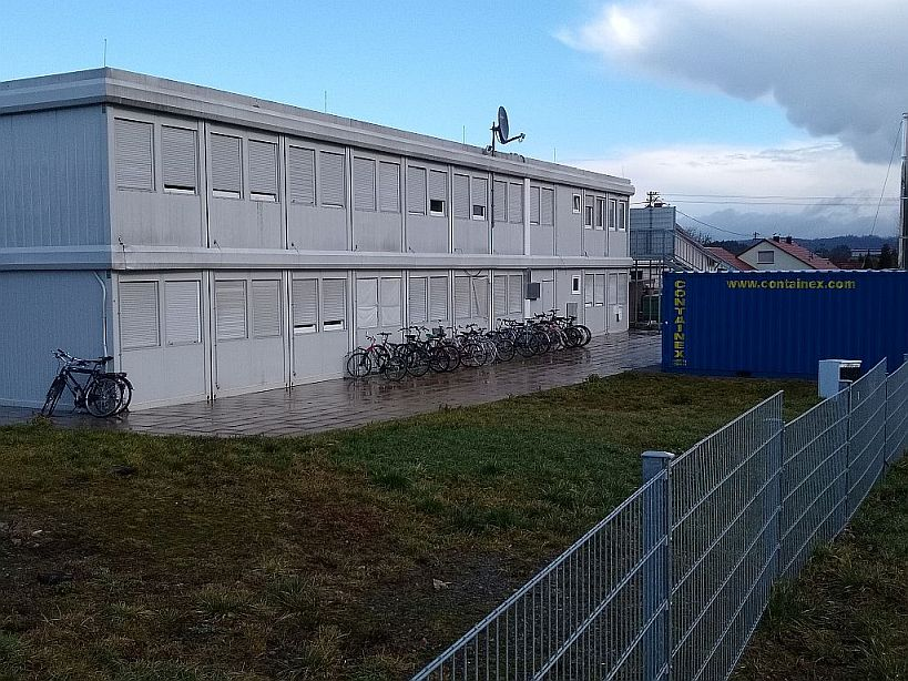 GU-Lager Aspach (Archivbild)